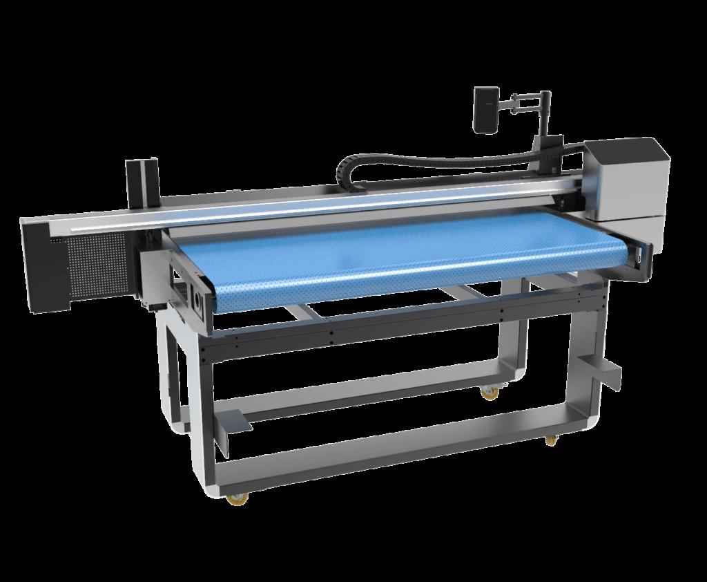 Projektowanie maszyn i części w Warszawie - ploter drukujący ekosolwentowy